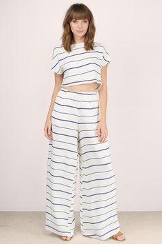Kiely Striped Pants at Tobi.com #shoptobi