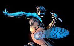 Nightwing in Batman: Hush - Jim Lee