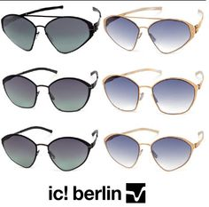 ic! berlin and Dawid Tomaszewski Create a Magnificent Collection Together. Read more: https://www.facebook.com/EYEZONEMAG/photos/a.178936138801938.47902.178924478803104/1077616125600597/?type=1&theater  Get more Fashion updates from EYEZONE: http://www.eyezonemag.com/fashion.html  #DawidTomaszewski #icberlin #eyewear #sunglasses #EYEZONE