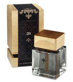 by SKAGGS Design for Le Cherche Midi. PD by SKAGGS Design for Le Cherche Midi. Perfume Packaging, Bottle Packaging, Cosmetic Packaging, Beauty Packaging, Print Packaging, Packaging Design, Innovative Packaging, Perfume Making, Bottle Design