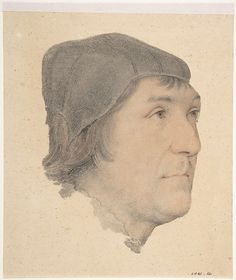Portrait of John Poyntz Attributed to Hans Holbein the Younger  (German, Augsburg 1497/98–1543 London) Date: early 16th century