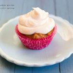 Paleo Yellow Cupcake from A Girl Worth Saving