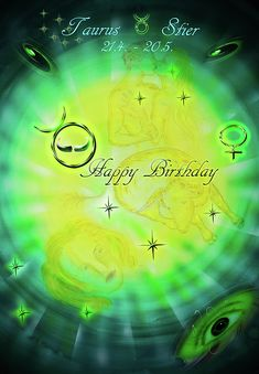 Zodiac sign Taurus Happy Birthday 2 by Walter Zettl Zodiac Signs Taurus, Happy 2nd Birthday, Framed Prints, Canvas Prints, Fine Art America, Original Paintings, Instagram Images, Wall Art, Artist