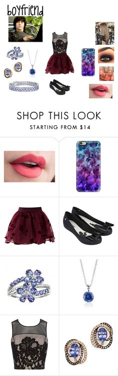 """""""A Matter of Power"""" by ocean-goddess ❤ liked on Polyvore featuring Casetify, Chicwish, Melissa, Blue Nile, Coast and Bloomingdale's"""