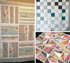14 Fabulous Fat Quarter Quilt Patterns
