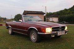 Mercedes-Benz SL 450  1972, 204400 km, kr 84000,- -