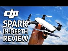 DJI Spark Unboxing: Powerfully Compact and Gesture Smart - DJI Buying Guides Drones, Rc Drone With Camera, Buy Drone, Professional Drone, Save Video, Fear Of Flying, Dji Osmo, Dji Spark, Video Site
