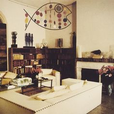 Venice villa of Peggy Guggenheim.