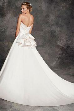 Wedding gown by Ella Rosa