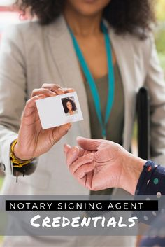 When it comes to verifying NSA credentials, a PDF or paper form is not enough. Save My Money, Make Money Online, How To Make Money, Business Software, Business Planning, Business Ideas, Florida Notary, Become A Notary, Notary Service