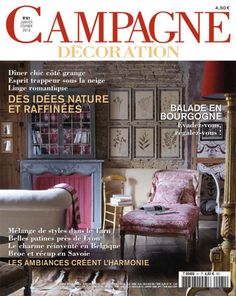 1000 images about french farmhouse on pinterest french - Magazine maison de campagne ...
