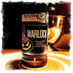 #CraftBeer Review - #SoutherTierBrewingCo Warlock