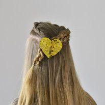 Handmade Accessories, Hair Accessories, Half Crown Braids, Bobby Pins, Pretty, Beauty, First Aid, Tutorials, Hair Accessory