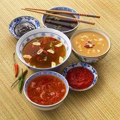 Asian nuc mon sauce