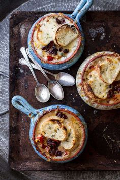 French onion soup just got an amazing makeover. Get the recipe.