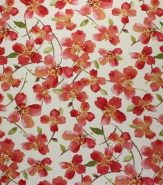 Home Decor Upholstery Fabric - Maria Permission Upholstery Fabric Online, Furniture Upholstery, Textures Patterns, Fabric Patterns, Print Patterns, Travel Trailer Decor, Vector Flowers, Pillow Fabric, Pillows
