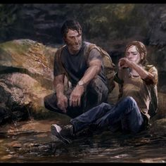 Last Of Us, The Lest Of Us, Drawing Body Poses, Edge Of The Universe, See You Around, Dark Drawings, We Dont Talk, Zombie Art, Funny Games