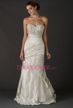 So gorgeous!     Allure Bridals Mermaid