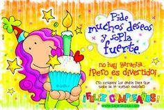 Resultado de imagen para tarjetas de feliz cumpleaños para una amiga
