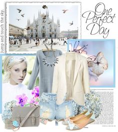"""""""One Perfect Day"""" by lollypop1 on Polyvore"""