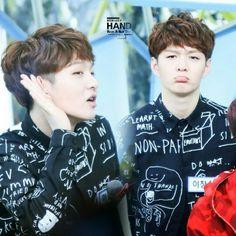 #BTOB #Changseob cute *_*