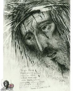 Cristo Suffering Servant, Jesus Face, Holy Family, Sacred Art, Christian Art, Heaven On Earth, Religious Art, Deities, Deadpool