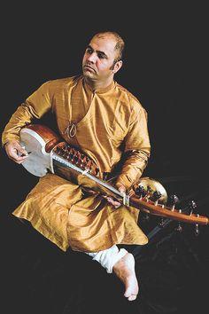 Rochester's music scene. International sarodist Aditya Verma will perform at the University of Rochester on December 3. - PHOTO PROVIDED