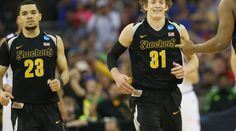 Predicting the Best Duos in College Basketball in the Season Wsu Basketball, Basketball T Shirt Designs, Basketball Games For Kids, Adidas Basketball Shoes, Wsu Shockers, Wichita State, Best Duos, Good Things, Seasons