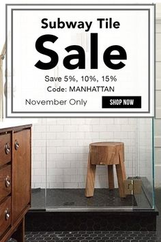 Manhattan - Classic Subway and Hexagonal Tile