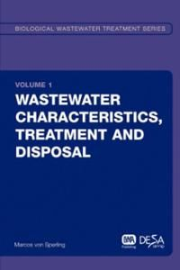 Wastewater characteristic, treatment and disposal / Marcos von Sperling