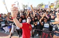 Thousands walk Durban together at the Discovery East Coast Radio Big Walk