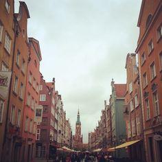 Gdańsk nel Województwo pomorskie