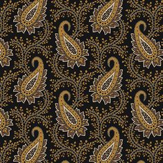 Item # 7004 G Andover Fabrics Madison Manor Collection by Jo Morton. Textiles, Textile Prints, Textile Design, Fabric Design, Pattern Design, Boarder Designs, Wall Art Designs, Paisley Art, Paisley Pattern