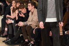 Pin for Later: Brooklyn Beckham Hangs Out With Daniel Day-Lewis's Extremely Handsome Son