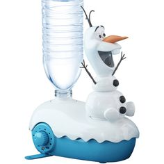 Disney Frozen Olaf Personal Humidifier ($40) ❤ liked on Polyvore featuring home, home improvement and household appliances