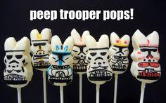 stormtrooper peep pops :)