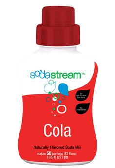 Soda stream maut