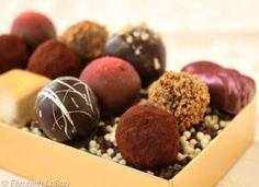 Truffle Collection  (100+ Truffle Recipes!!!) - Elizabeth LaBau