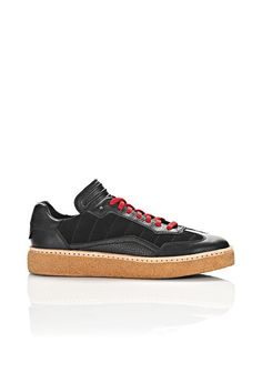 Pin for Later: Kaia Gerber's New Campaign Will Make You Hungry —to Shop Alexander Wang  Alexander Wang Eden Low-Top Sneakers ($395)