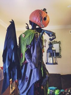 Prop Showcase: Great Pumpkin Prop/Costume 2015