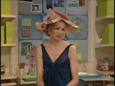 Alexis Stewart and Jennifer Koppelman Hutt make a New Year's Eve hat from newspapers based on a video tutorial by Martha Stewart. Alexis Stewart, New Year's Eve Hats, Newspaper Hat, New Years Hat, Hat Making, Martha Stewart, Step By Step Instructions, Watch, Create