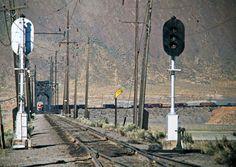 Milwaukee Road (West) by John F. Bjorklund – Center for Railroad Photography & Art Railroad Photography, Art Photography, Railroad Bridge, Milwaukee Road, Railroad Pictures, Train Car, Model Trains, Locomotive, Yard