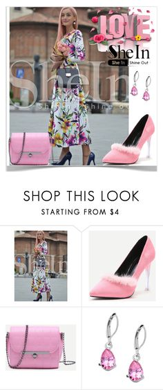 """""""8#SheIn"""" by kiveric-damira ❤ liked on Polyvore"""