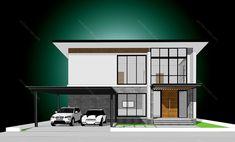 รหัสแบบ: MO-H2-BL2.250.14 บ้านสไตล์: แบบบ้านสองชั้น Modern    สเปคแบบขนาดพื้นที่ จำนวน: 2 ชั้นพื้นที่ใช้สอย: 250 ตารางเมตร ห้องนอน: 4 ห้องขนาดที่ดิน: 41 ตารางวา ห้องน้ำ: 3 ห้องที่ดินกว้าง: 12.50 เมตร ที่จอดรถ: 2 คันที่ดินลึก: 13 เมตร      ราคาก่อสร้าง 3.63 ล้าน: CON SPEC 4.53 ล้าน: METAL SPEC House Plans, Floor Plans, Outdoor Decor, Killer Legs, Home Decor, Decoration Home, Room Decor, House Floor Plans, Home Interior Design