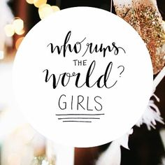 International Women's Day  #iwd2016 #women #pictureoftheday #beyonce #word #internationalwomensday #weruntheworld #girl