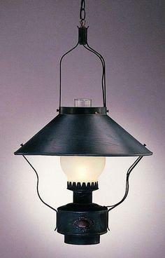 Hurricane Lantern - Model No. H1092G | Copper Lantern Lighting