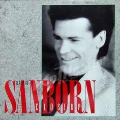 David Sanborn  Close Up 925 715-1 Winyl Jazz Vinyl