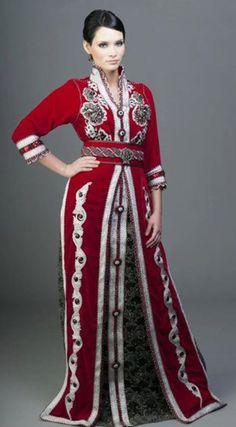 Moroccan dress caftan kaftan love these