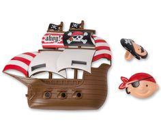 Little Pirates DecoSet® Cake Topper (sku: 13296)