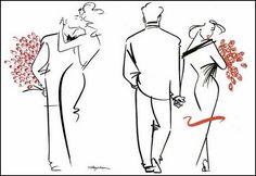 Одним росчерком пера. Иллюстрации Ty Wilson | RNDnet